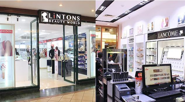 Shop List, Yaya Shopping Centre Nairobi